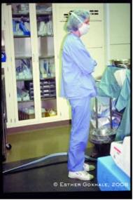 Anesthesiologistpoorposture